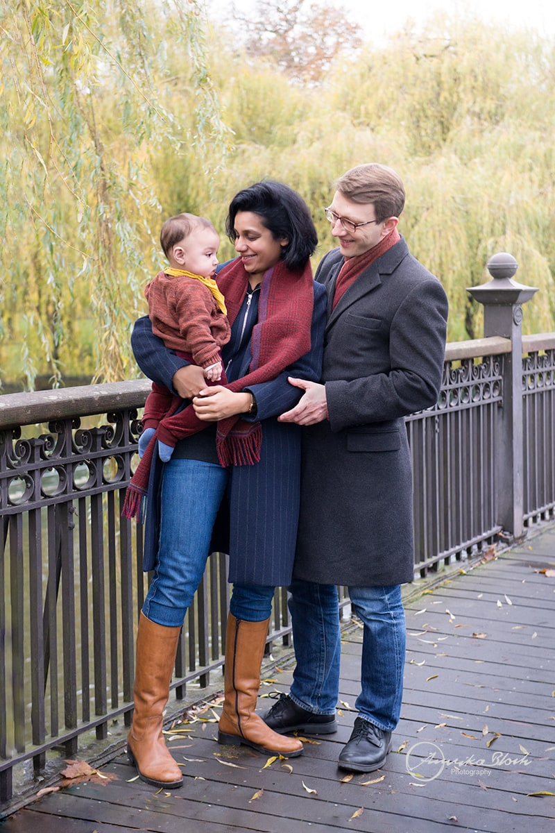 Best places for outdoor family sessions in West London